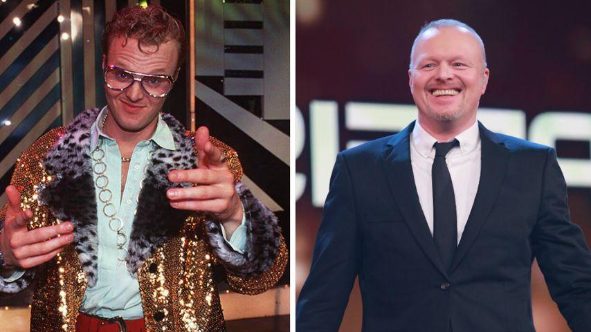 50 Jahre Stefan Raab: So hat sich der Entertainer verändert!