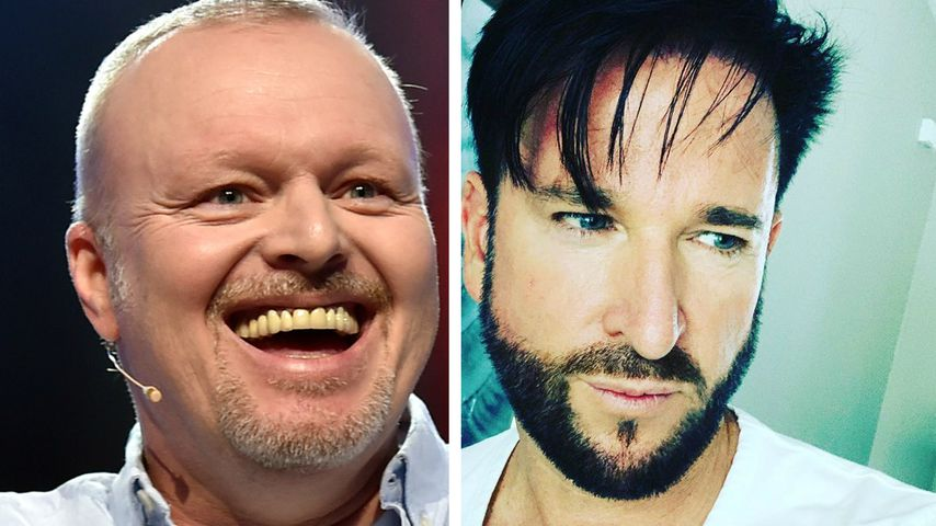 Kultclip: So witzelte Stefan Raab über Wendler-Musikparfum