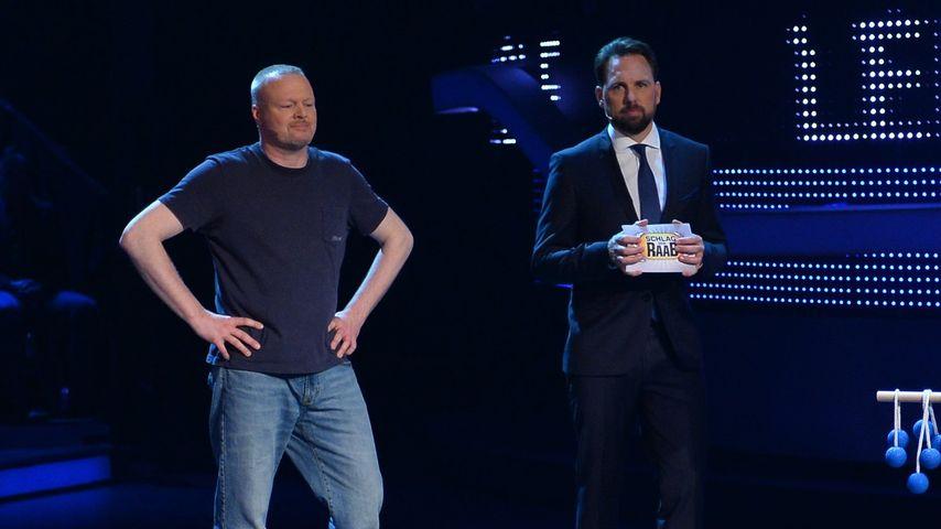 Ahnungslos: Raabs TV-Aus schockt Kumpel Steven Gätjen