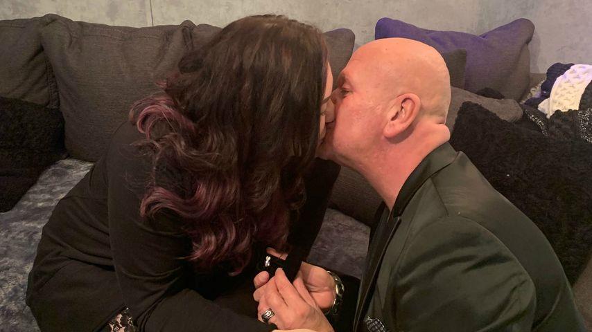 Stefanie Black und Tom Barcal an Silvester 2020