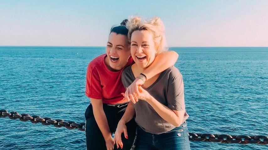Stefanie Gebhardt und Stephany Kahl im März 2019
