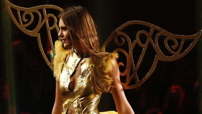 """Stefanie Giesinger im """"Germany's next Topmodel""""-Finale 2014"""