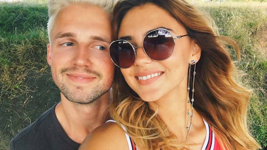 Model Stefanie Giesinger und YouTuber Marcus Butler