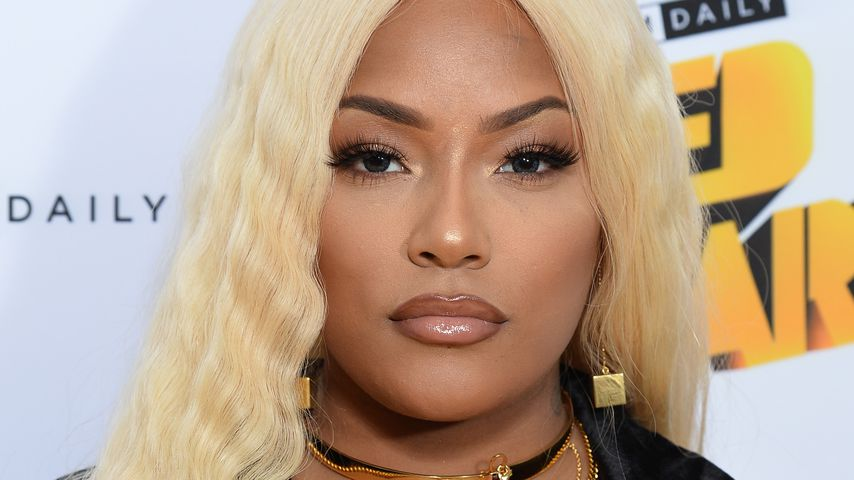 Stefflon Don bei den The Rated Awards in London