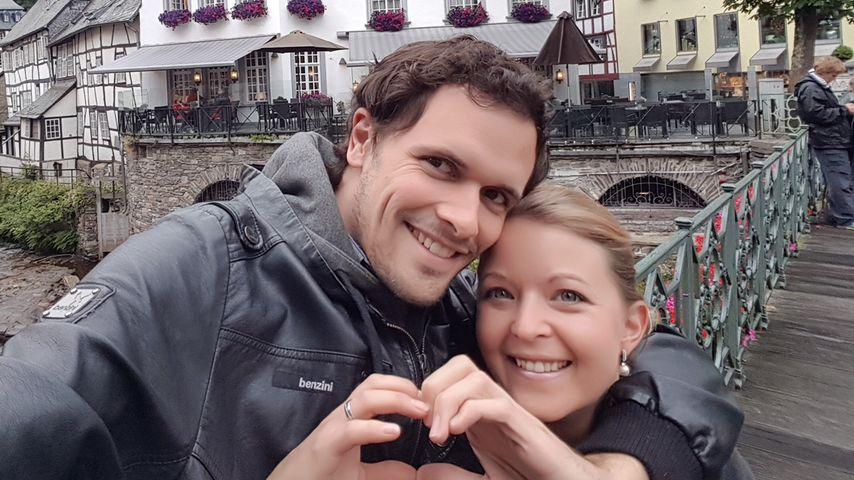"""Stephan und Ramona von """"Hochzeit auf den ersten Blick"""""""