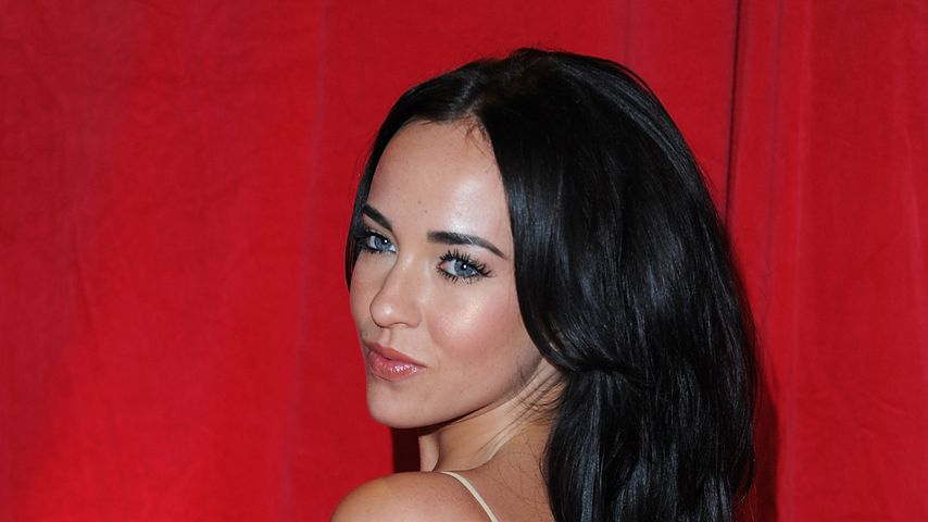 Stephanie Davis im Mai 2014 in London