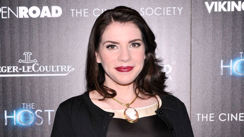 Stephenie Meyer in New York