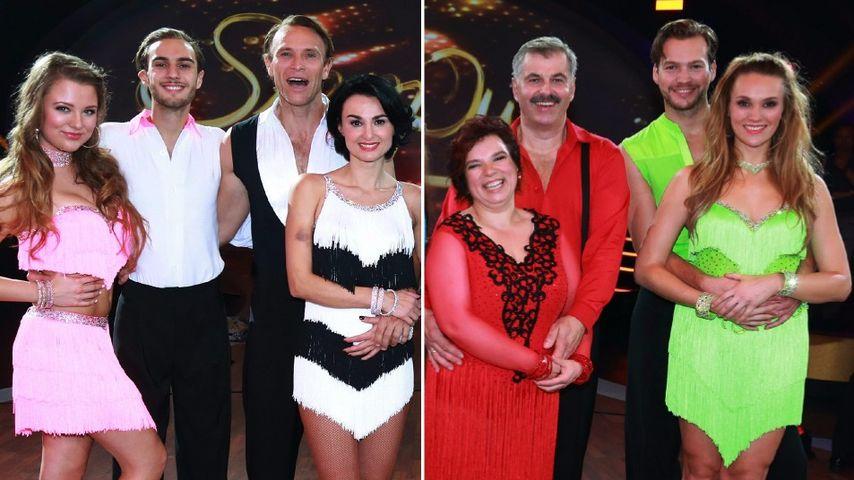 Stepping Out: So tanzen die letzten vier Paare ins Finale