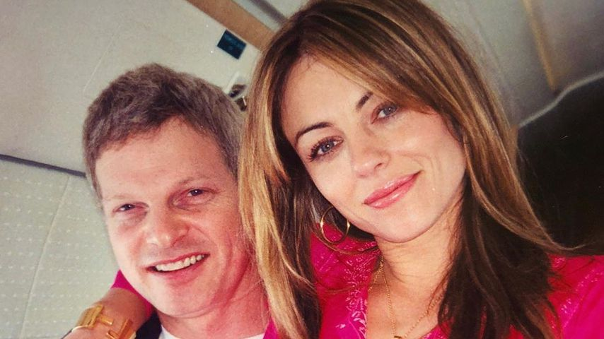 Steve Bing und Liz Hurley