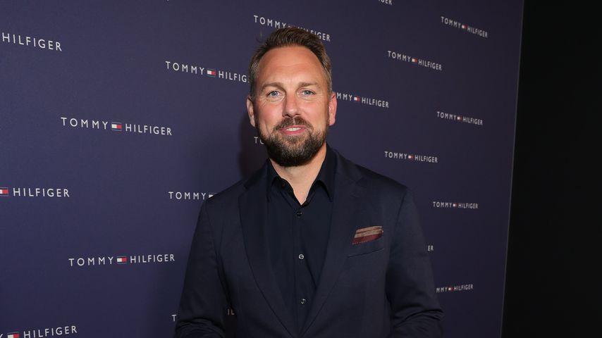 Moderator Steven Gätjen