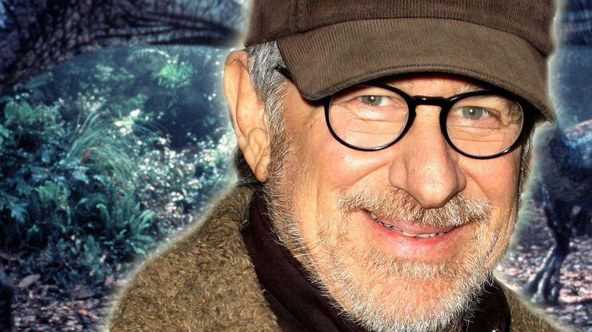 Steven Spielberg:  Bald kommt Jurassic Park 4!