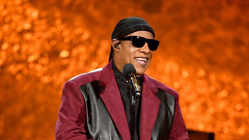 Stevie Wonder in Los Angeles
