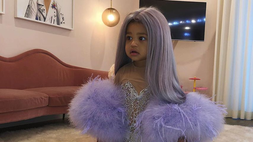 Kylies Mini-Me: Stormi trägt das Met-Gala-Kleid ihrer Mama