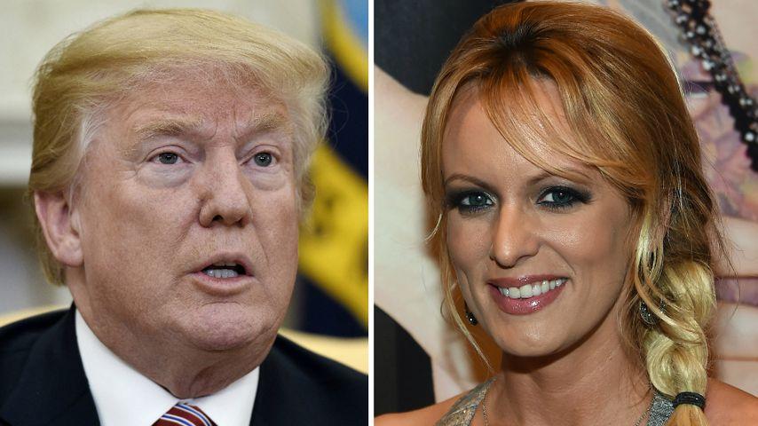 Donald Trump hat richtig Ärger: Pornostar klagt gegen ihn!