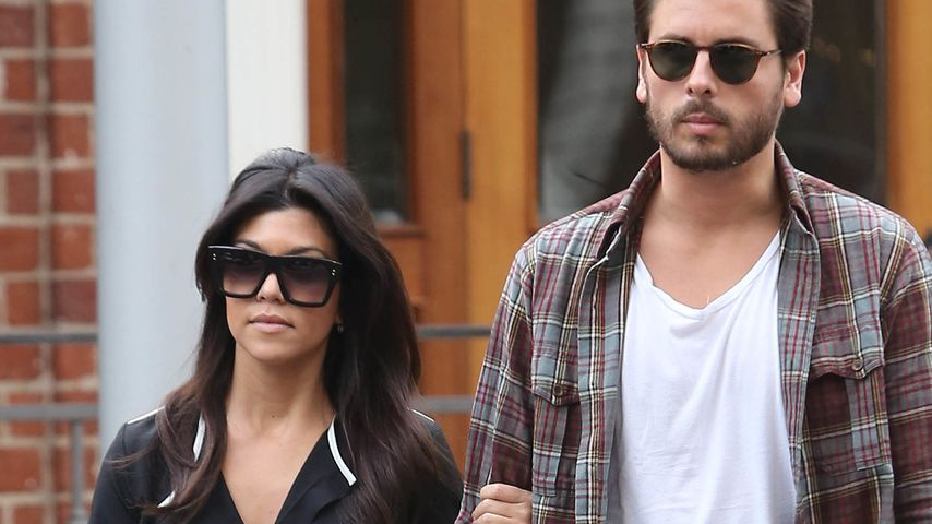 Party mit dem Ex! Liebes-Revival bei Kourtney & Scott?