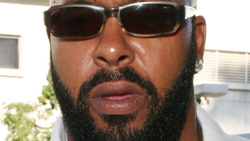 Magenprobleme! Erneuter Notfall bei Suge Knight