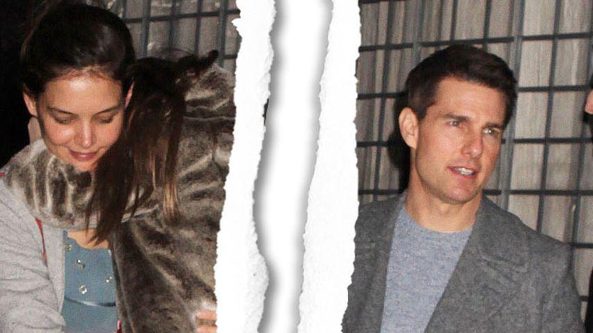Katie & Tom Cruise: Ist das der Trennungs-Grund?