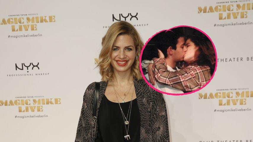 Susan Sideropoulos teilt zum Valentinstag Romantik-Throwback