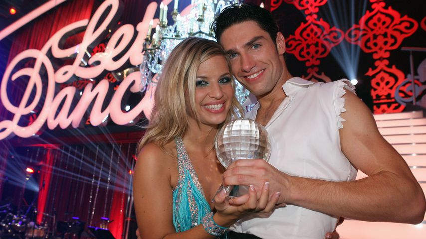 "Susan Sideropoulos bei ""Let's Dance"""