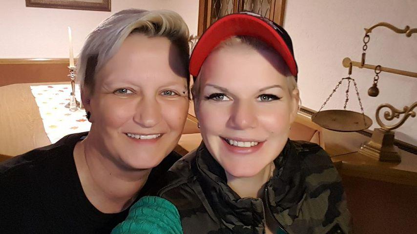 Susanne Götzen und Melanie Müller