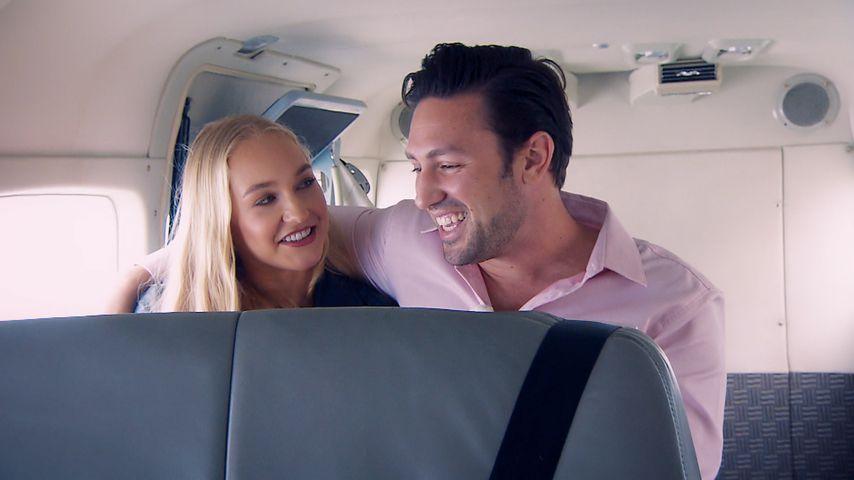 """""""Der Bachelor"""" 2018, Svenja und Daniel bei ihrem gemeinsamen Dreamdate"""