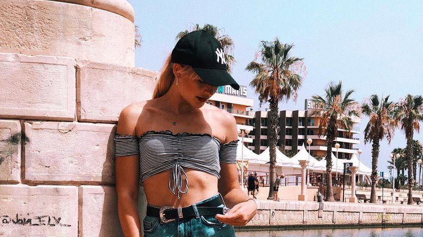 Netz-Pausen-Unterbrechung: Svenja von Wrese ganz emotional