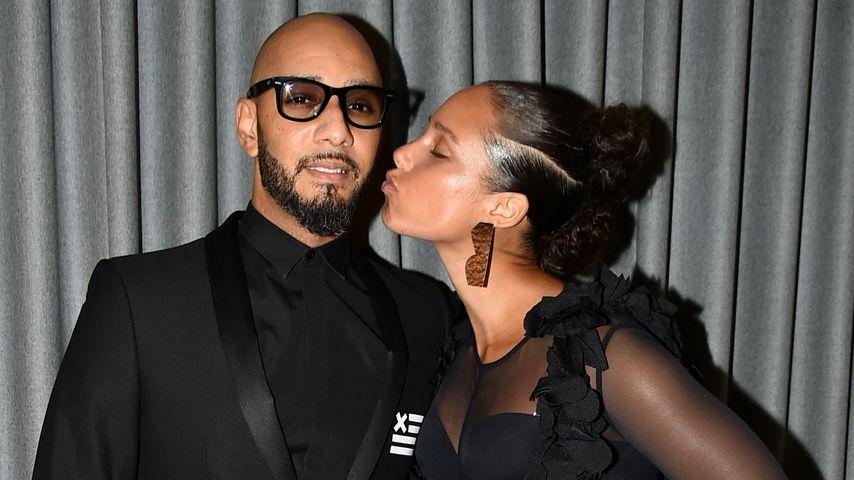 Überraschung! Alicia Keys zeigt sich hochschwanger