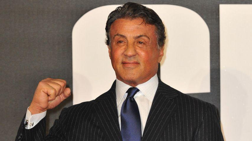 """Sylvester Stallone, """"Rocky""""-Darsteller"""