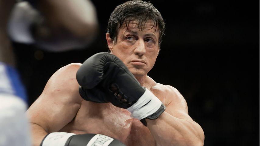 "Sylvester Stallone als Rocky Balboa in ""Rocky"", 2006"