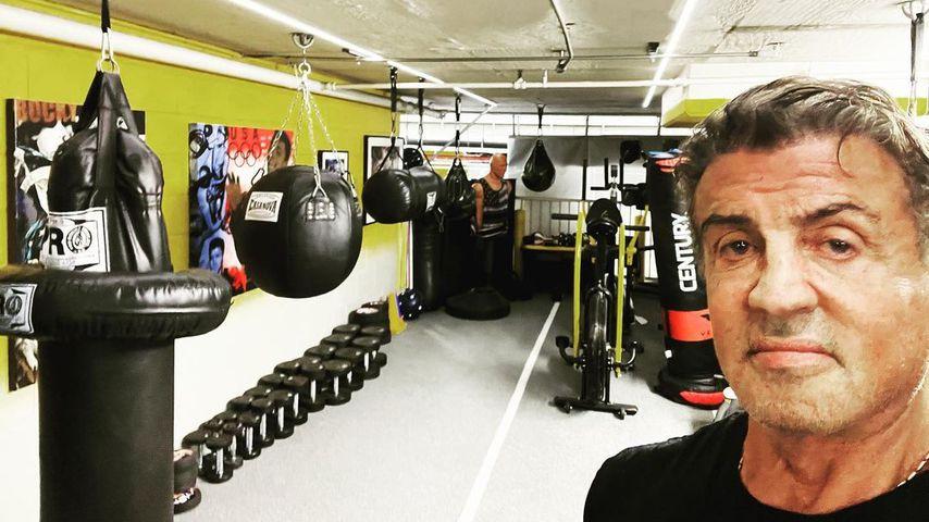 Sylvester Stallone im Juni 2021
