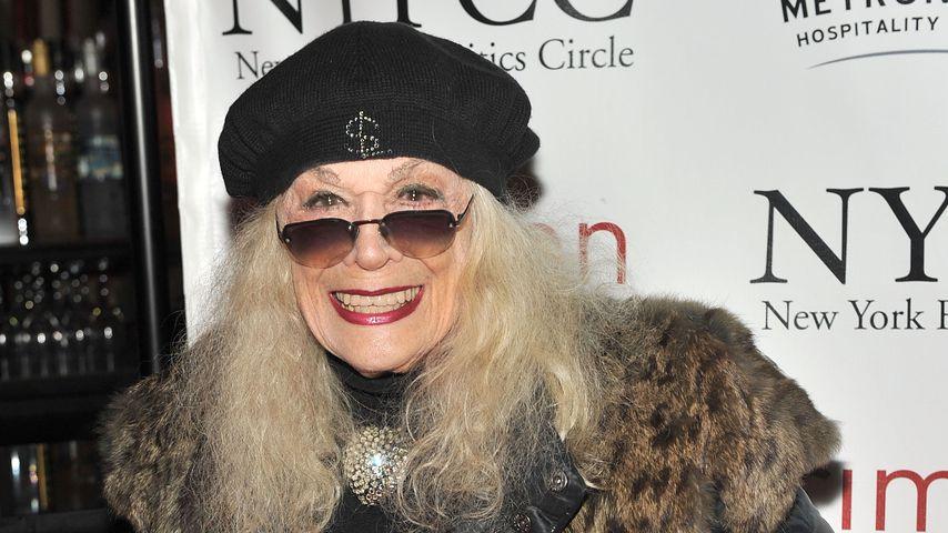 Sylvia Miles im Januar 2010 in New York City