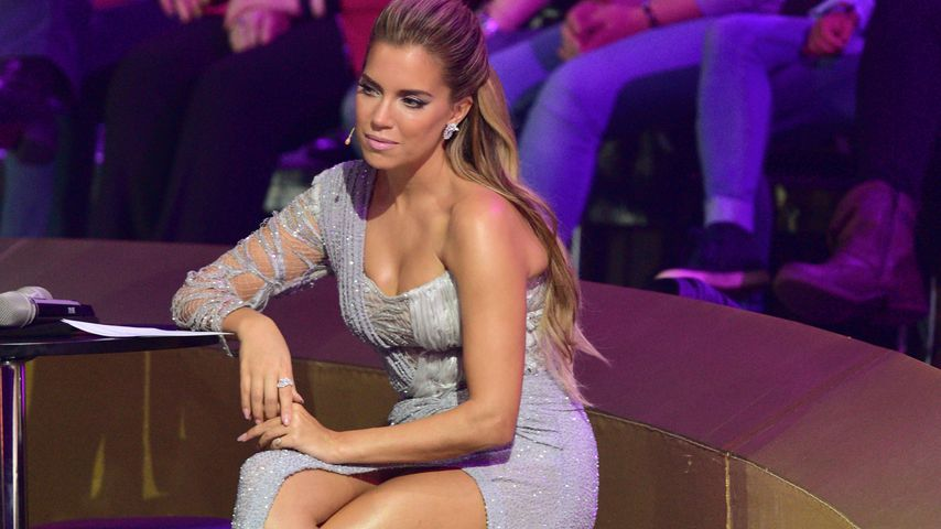 """Sylvie Meis bei """"Stepping Out"""" in Köln"""