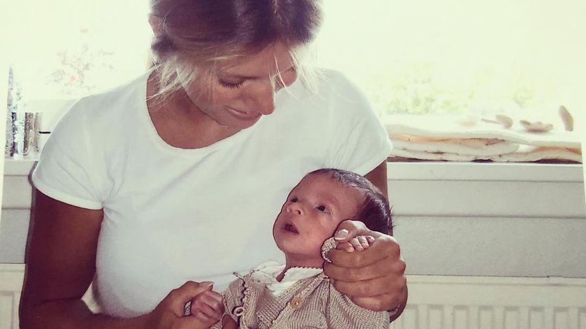 Sylvie Meis und ihr Sohn Damian 2006