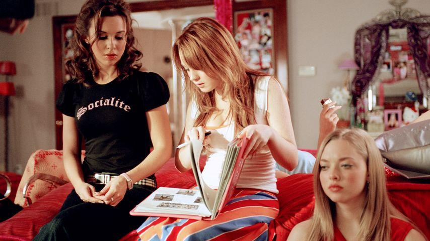Lindsay Lohan, Amanda Seyfried und Lacey Chabert