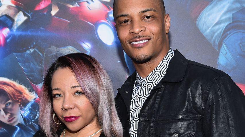 Schöne Bescherung: Rapper T.I. wird zum 7. Mal Vater