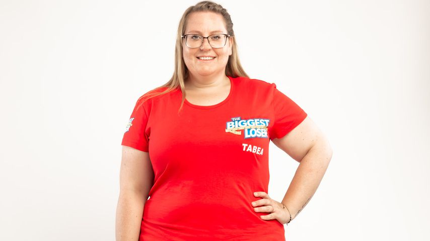 """Tabea, Kandidatin bei """"The Biggest Loser"""""""