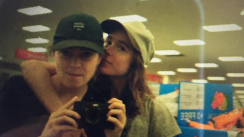 Tänzerin Emma Portner und Ellen Page