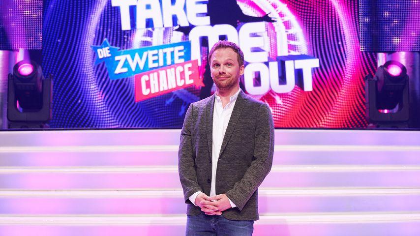 """Take Me Out""-Moderator Ralf Schmitz"
