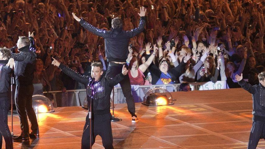 Beeindruckende Take That-Reunion-Tour ist vorbei