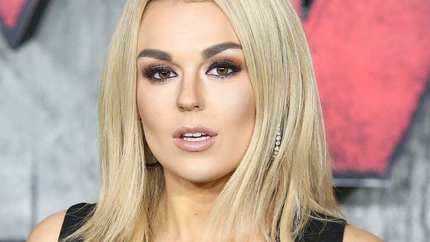 "Tallia Storm bei der UK-Premiere von ""Jumanji: Welcome to the Jungle"""