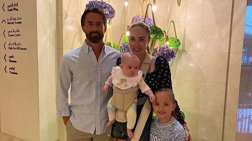 """Meine Welt"": Tamara Ecclestone teilt süße Familienaufnahme"
