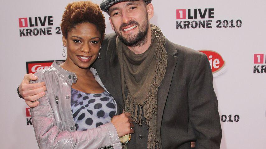 Gentleman und Tamika bei der 1Live-Krone in Bochum im Dezember 2010