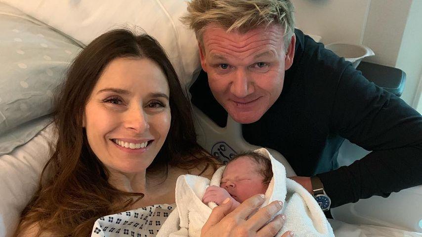 Baby ist da: TV-Koch Gordon Ramsay ist jetzt Fünffach-Papa!