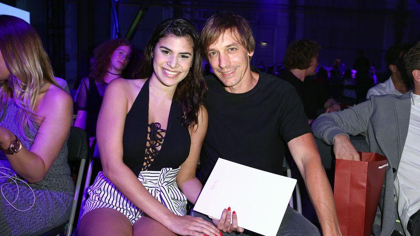 Tanja Tischewitsch und ihr Freund Thomas Radeck