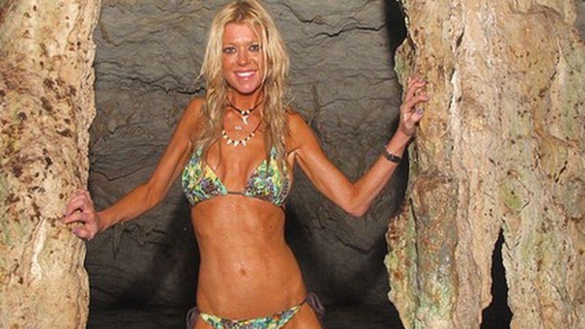 Fans entsetzt: Dürre Tara Reid wieder im Bikini