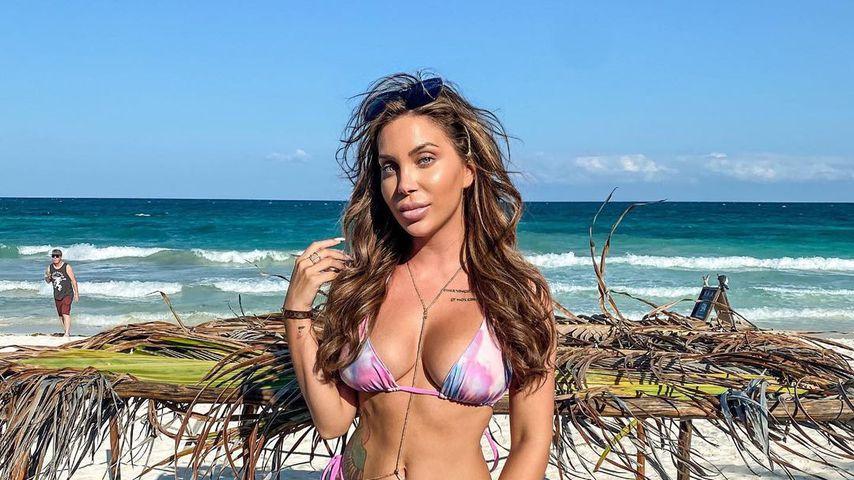 "Tara Tabitha, ""Ex on the Beach""-Star"