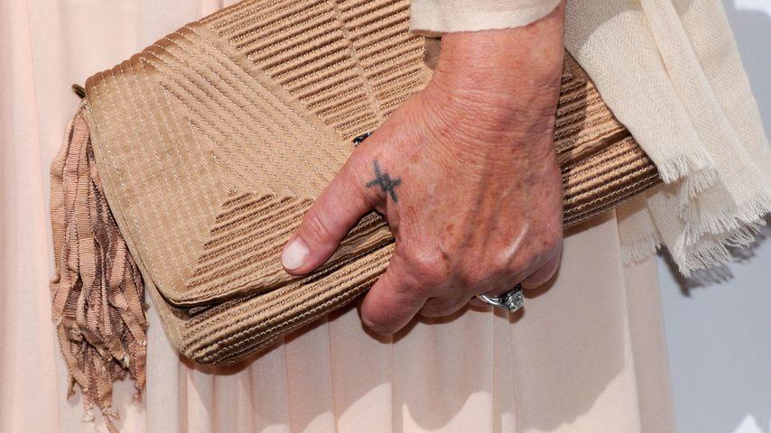 Tattoo von Helen Mirren