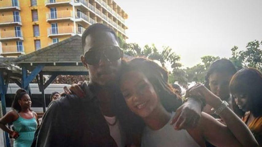 Tavon Kaiseen Alleyne und Rihanna