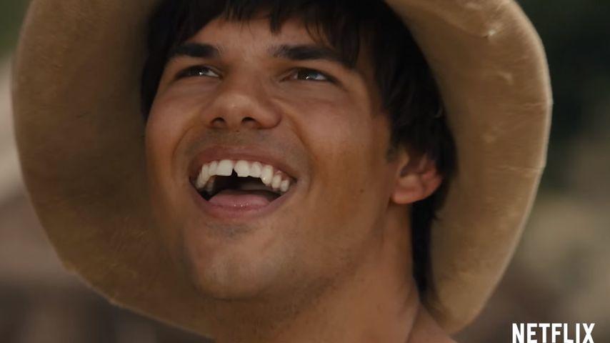 Taylor Lautner: Dümmlicher Cowboy statt sexy Werwolf