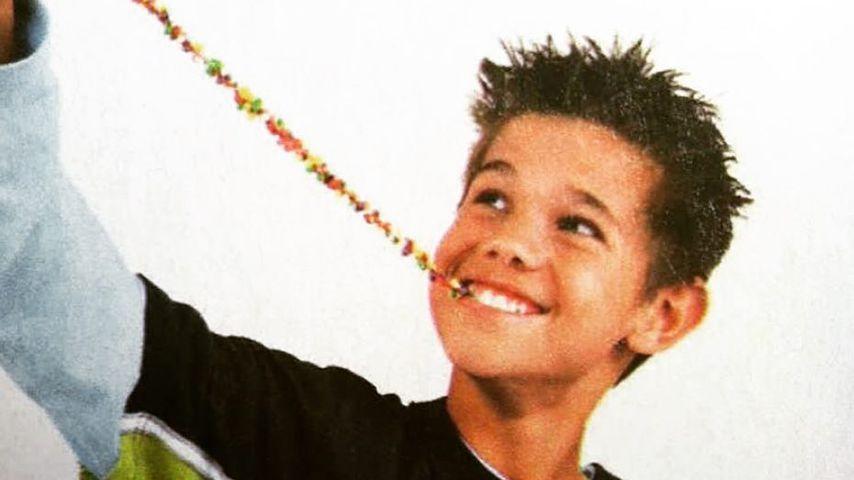 Schon damals: Dieser Star war bereits als Kind ein Schnuckel